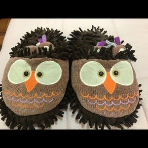 Shoes - Owl Slippers